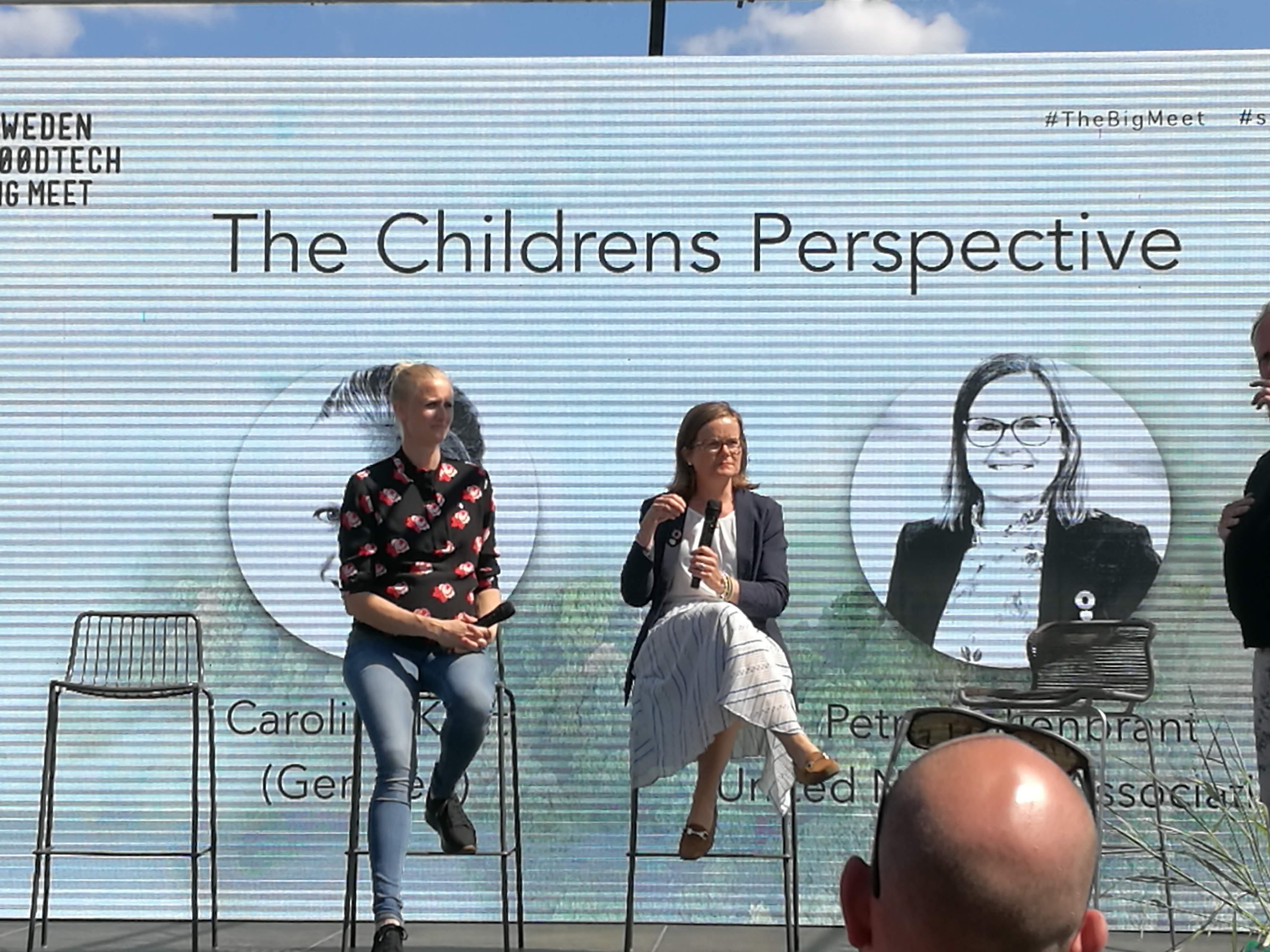 Panel at The Big Meet