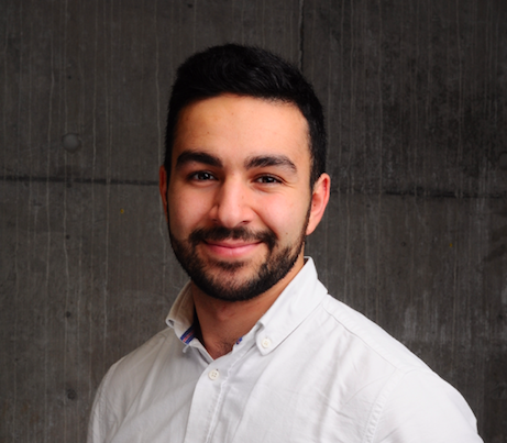 Hamza Qadoumi, CEO